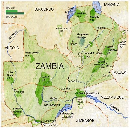 Zambia The Infinite Horizon