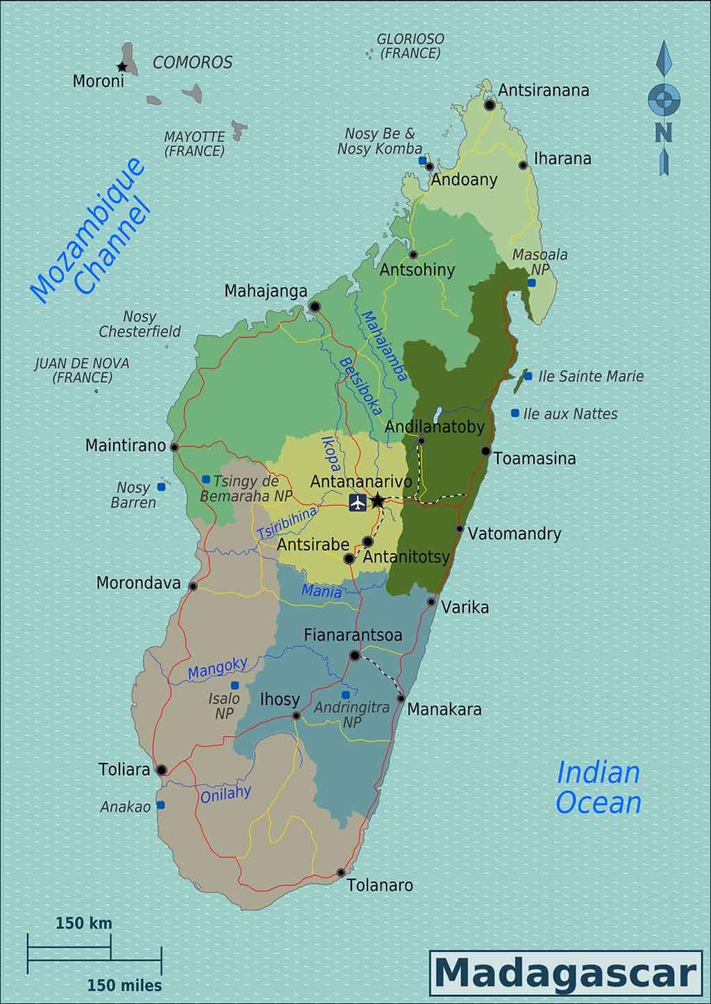 Madagascar_Regions_map